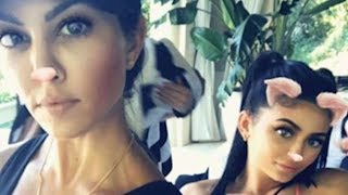 Kylie Jenner's Boobs Grew AGAIN in Snapchat Video, Breast Implants?