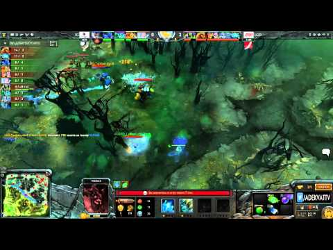 LGD.cn vs IG, Sina Cup Supernova Dota 2 Open Season 2, Semifinal WB, game 3