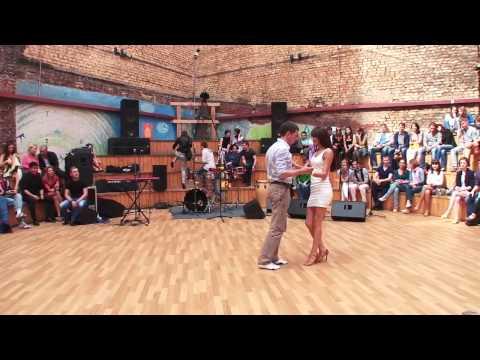 V1 Salsa Battle 2014. Отбор Сальса (любители)