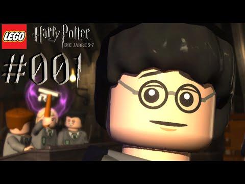 LEGO HARRY POTTER DIE JAHRE 5-7 #001 Der Orden des Phönix ★ Let's Play LEGO Harry Potter [Deutsch]