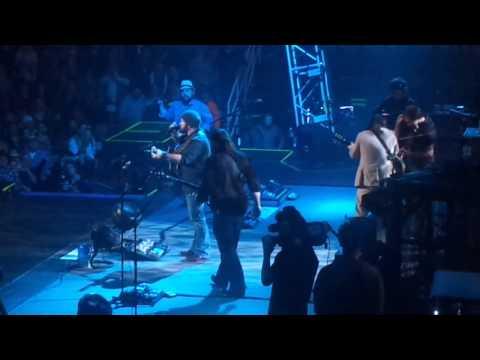 Zac Brown Band - NYE Detroit - The Devil Went Down to Georgia