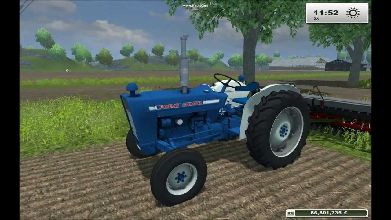 Ford Farming Simulator 2015 Farming Simulator 2013 Ford