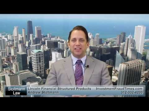 Investment Loss Recovery from Lincoln Financial with Structured Products