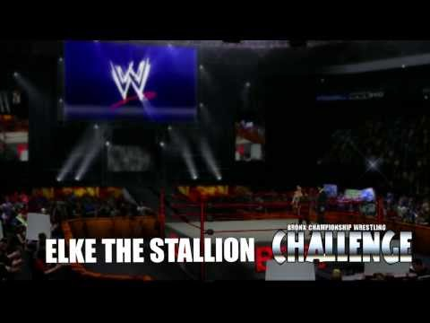 BCW CHALLENGE: ELKE THE STALLION VS TRIPLE B