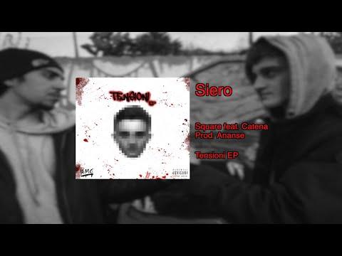 Square - Siero feat. Catena - (prod. Ananse)