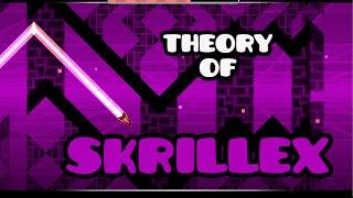 Theory Of Skrillex FÁCIL! Geometry Dash [1.9] - If ToSkrillx was lv1 by Rockstr99- Bycraftxx