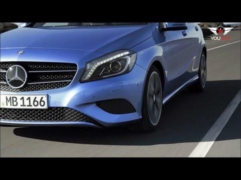 2013 Mercedes A-Class (A180 CDI) - Driving