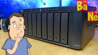 Synology DS1815+ 8 drive NAS is incredible