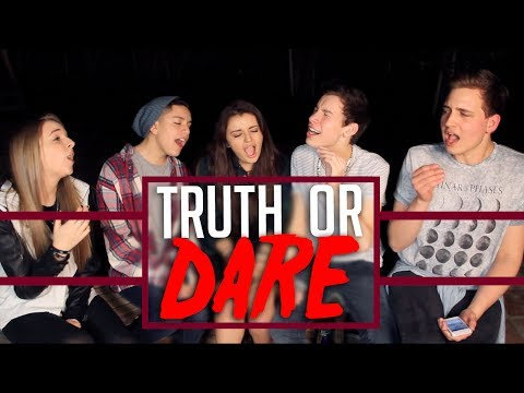 TRUTH OR DARE FT. MY BEST FRIENDS!