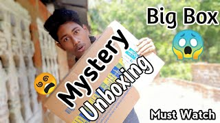 New Mystery Big Box Unboxing Review Hako Laptop Coolpad For Every Laptop Macbook/Asus/HP