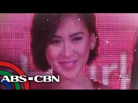 What's with Sarah G's new look? klip izle
