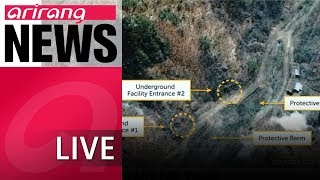 [LIVE/NEWS] Trump says nothing new in CSIS report on North Korean missile bases - 2018.11.14