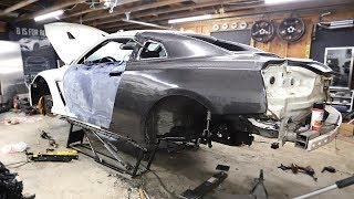 New GTR Quarter Panel Is HERE!! And it's not what you expected...