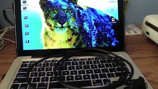 How To Hook Your MacBook Up To A Tv or Monitor