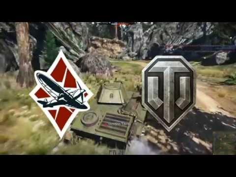 World of Tanks 0.9.1 сравнение с War Thunder