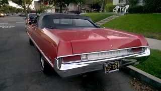 69 Chrysler Newport 440 Dynomax Exhaust
