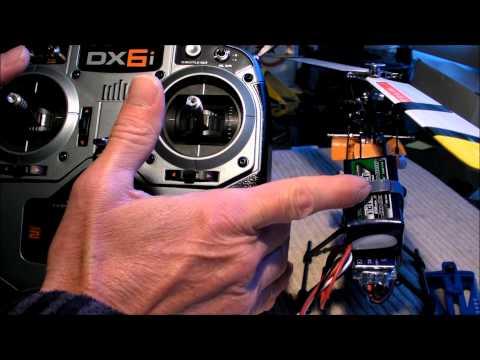 Tarot ZYX 3-Axis Gyro Setup & Programming