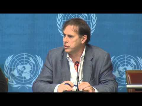WorldLeadersTV: EGYPT NEEDS DUE PROCESS & RULE of LAW: NO VIOLENCE or ARBITRARY DETENTION: U.N.