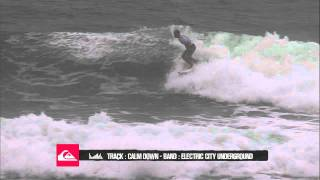 Time Tunnel  Adam Melling  Quiksilver Pro Gold Coast
