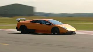 Lamborghini Murcielago Power Lap - Top Gear - The Stig - BBC