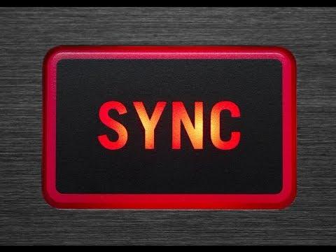 Do you use sync?