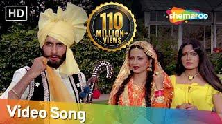 Teri Rab Ne Bana Di | Amitabh,Rekha,Parveen,Shashi | Suhaag (1979) Songs | Asha Bhosle | Mohd Rafi