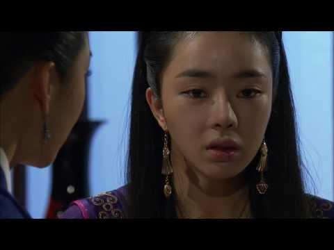 [HOT] 제왕의 딸 수백향 54회 - 어머니의 유언을 이름만 바꿔 설난에게 얘기해주는 설희 20131217