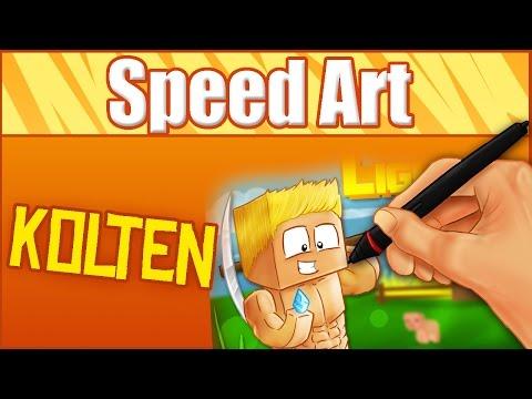 Kolten(SMP Thumbnail)-Speed Art