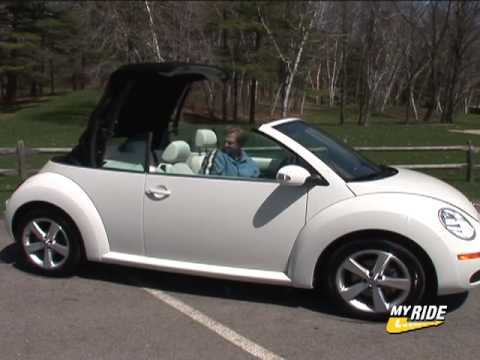 Review: 2007 Volkswagen New Beetle Video