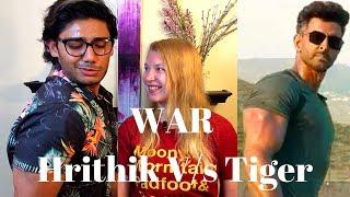 War | Official Teaser | Hrithik Roshan | Tiger Shroff | Vaani Kapoor | 2nd Oct | Reaction Video