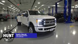 2018 Ford F 450 Limited