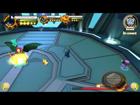 Marvel Super Hero Squad Online Gameplay- First Look HD