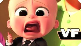 BABY BOSS (Animation, 2017) - Bande Annonce VF / FilmsActu