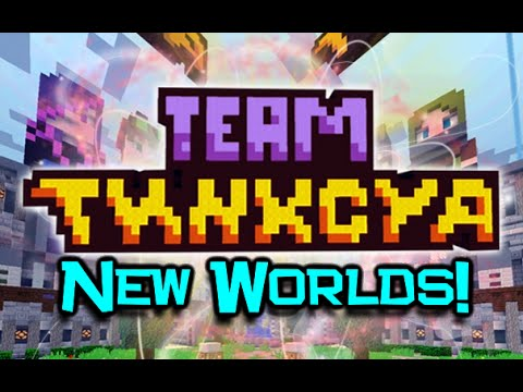 Minecraft TEAMTC SERVER - Skyblock/Creative is LIVE + We Are DEDICATED!