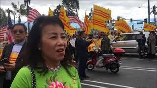 bieu tinh chong thuy nga paris va vietface tv march 11 2018