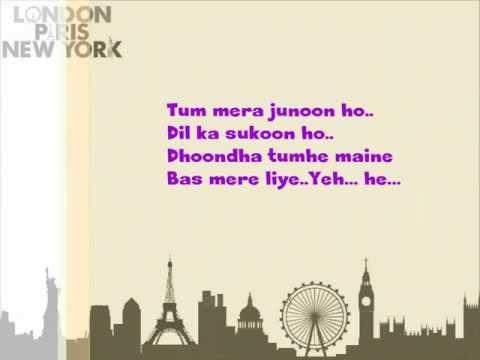 London Paris New York (From London to Paris ) Lyrics