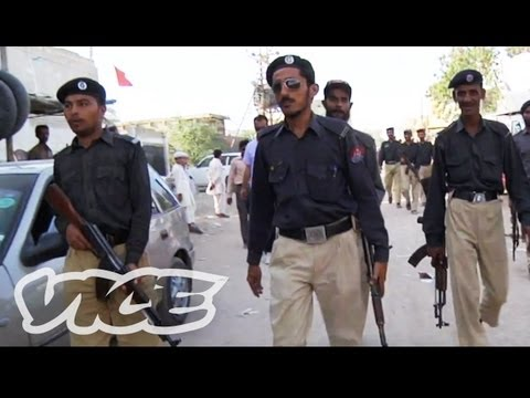 VICE Guide to Karachi: Raiding the Taliban (Part 3/5)