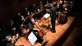 Paul Hindemith. Kammermusik No. 3. op. 36 no. 2 (1925). Cello concerto. 2nd movement