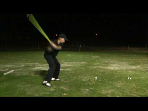 Golf Training Methods Of Hammer Man Lavery Video