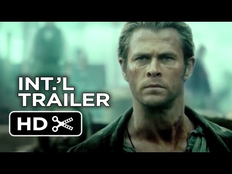 In The Heart Of The Sea Official International Teaser Trailer #1 (2015) - Chris Hemsworth Movie HD