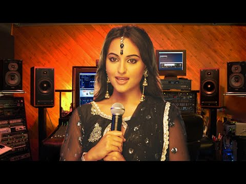 Sonakshi Makes Her Singing Debut With Amplifier Singer Imran Khan For Tevar