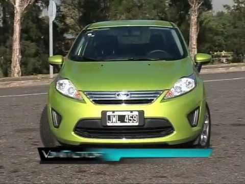 Ford Fiesta Kinetic Design 4 puertas - Informe