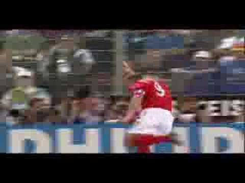 Alan Shearer career highlights video...