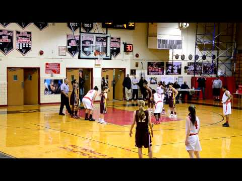 10 | Girls | Bishop Ford Central Catholic High School ( Brooklyn ) Vs Christ The King ( Queens )