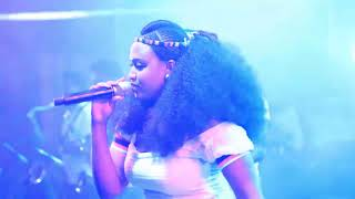 Rahel Haile -  Live Stage Performance in mekelle ashenda 2017