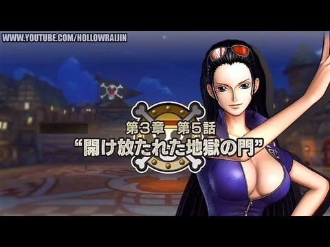 One Piece Kaizoku Musou 2: Dream Story Ep 15 (Orange Town Arc)