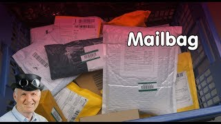 Mailbag (DS1990A, TCA9548A, El-Wire, CR123A Battery)