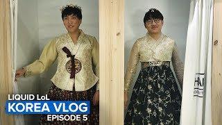 Team Liquid LoL | Korea Vlog Ep 5: Leaked Scrim Footage & Coming Home