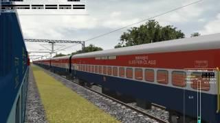 download lagu Msts Indian Railways Mumbai To Delhi Route 10 gratis
