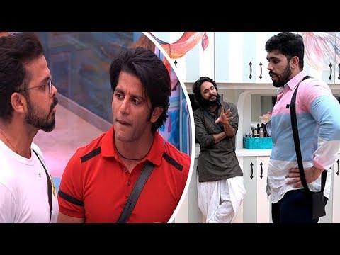 Big Boss 12 | Day 3 Highlight | Sreesanth | Deepika | Neha | Jasleen